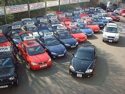 køb og salg af brugte biler