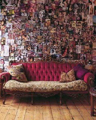Hvordan man laver et foto v g collage e2a - Hoe kleed je een witte muur ...