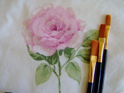 hvordan male med akryl