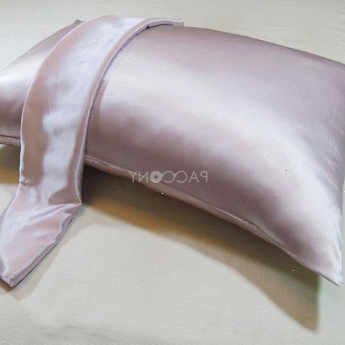 silke pudebetræk Hvordan man laver en silke pudebetræk – E2A silke pudebetræk